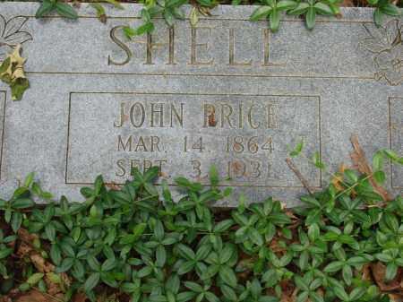 SHELL, JOHN PRICE - Izard County, Arkansas   JOHN PRICE SHELL - Arkansas Gravestone Photos