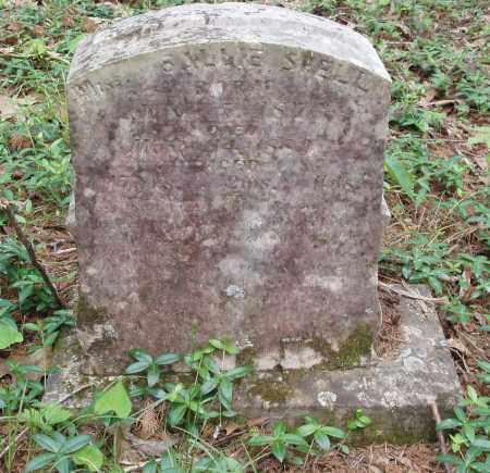 SHELL, SALLIE - Izard County, Arkansas   SALLIE SHELL - Arkansas Gravestone Photos