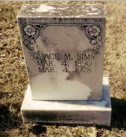 SIMS, GRACE MARGARET - Izard County, Arkansas   GRACE MARGARET SIMS - Arkansas Gravestone Photos