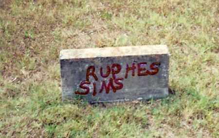 SIMS, RUPHES - Izard County, Arkansas | RUPHES SIMS - Arkansas Gravestone Photos