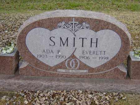 SMITH, EVERETT - Izard County, Arkansas | EVERETT SMITH - Arkansas Gravestone Photos