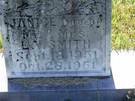 SMITH, LENA JANICE - Izard County, Arkansas | LENA JANICE SMITH - Arkansas Gravestone Photos