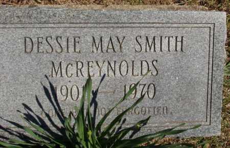 STOWERS SMITH MC REYNOLDS, DESSIE MAY - Izard County, Arkansas | DESSIE MAY STOWERS SMITH MC REYNOLDS - Arkansas Gravestone Photos