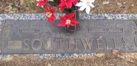 SOUTHWELL, WILLIAM M - Izard County, Arkansas   WILLIAM M SOUTHWELL - Arkansas Gravestone Photos