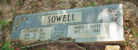 SOWELL, CLAUDIE JR - Izard County, Arkansas | CLAUDIE JR SOWELL - Arkansas Gravestone Photos