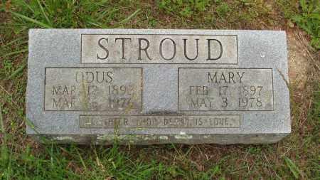 STROUD, MARY - Izard County, Arkansas | MARY STROUD - Arkansas Gravestone Photos