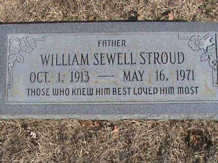 STROUD, WILLIAM SEWELL - Izard County, Arkansas | WILLIAM SEWELL STROUD - Arkansas Gravestone Photos