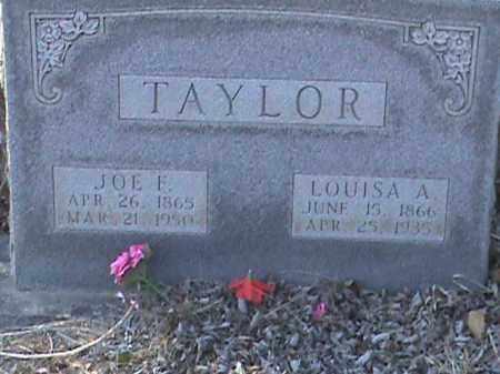 TAYLOR, JOE F. - Izard County, Arkansas | JOE F. TAYLOR - Arkansas Gravestone Photos