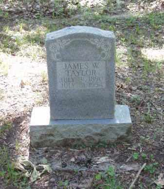 TAYLOR, JAMES W - Izard County, Arkansas   JAMES W TAYLOR - Arkansas Gravestone Photos