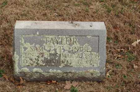 TAYLOR, SAM T - Izard County, Arkansas | SAM T TAYLOR - Arkansas Gravestone Photos