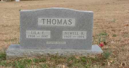 THOMAS, NEWELL R - Izard County, Arkansas | NEWELL R THOMAS - Arkansas Gravestone Photos