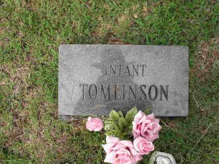 TOMLINSON, INFANT - Izard County, Arkansas | INFANT TOMLINSON - Arkansas Gravestone Photos