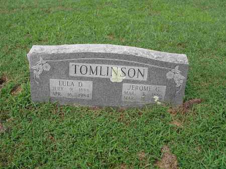 TOMLINSON, JEROME G. - Izard County, Arkansas | JEROME G. TOMLINSON - Arkansas Gravestone Photos