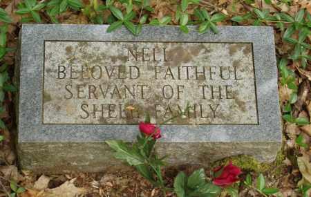 UNKNOWN, NELL - Izard County, Arkansas   NELL UNKNOWN - Arkansas Gravestone Photos