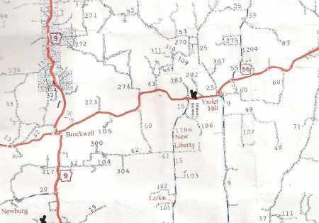*MAP,  - Izard County, Arkansas    *MAP - Arkansas Gravestone Photos