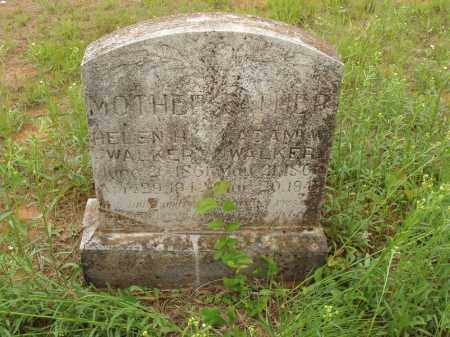 WALKER, ADAM W - Izard County, Arkansas | ADAM W WALKER - Arkansas Gravestone Photos