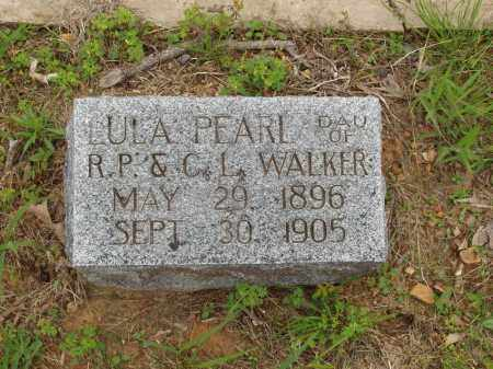 WALKER, LULA PEARL - Izard County, Arkansas | LULA PEARL WALKER - Arkansas Gravestone Photos