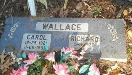 WALLACE, CAROL - Izard County, Arkansas | CAROL WALLACE - Arkansas Gravestone Photos