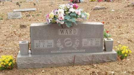 WARD, KIRBY L (OBIT) - Izard County, Arkansas | KIRBY L (OBIT) WARD - Arkansas Gravestone Photos