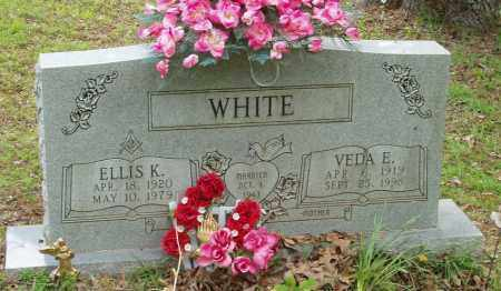 WHITE, VEDA E - Izard County, Arkansas | VEDA E WHITE - Arkansas Gravestone Photos