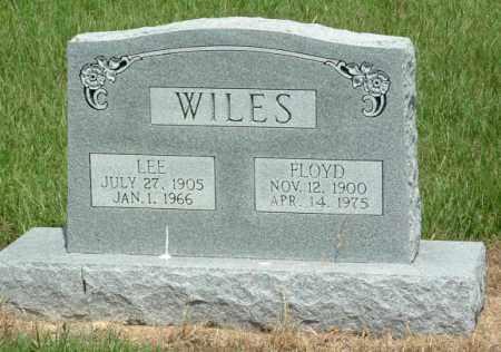 WILES, JOHN FLOYD - Izard County, Arkansas | JOHN FLOYD WILES - Arkansas Gravestone Photos
