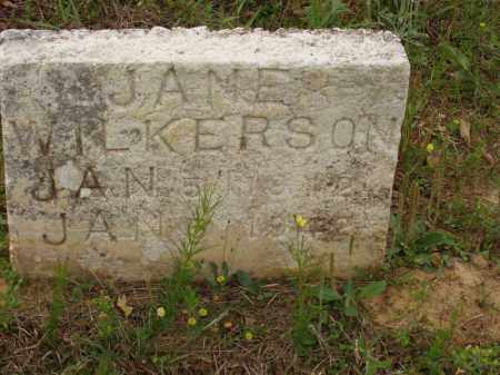 WILKERSON, JANE - Izard County, Arkansas | JANE WILKERSON - Arkansas Gravestone Photos