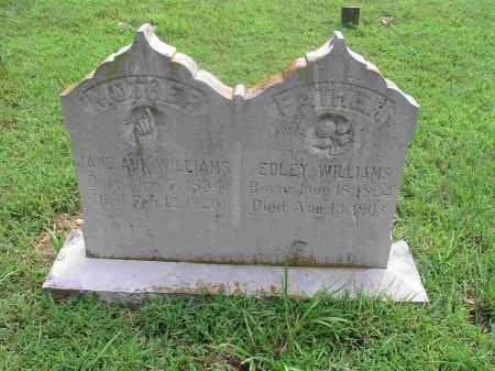 WILLIAM, EDLEY - Izard County, Arkansas | EDLEY WILLIAM - Arkansas Gravestone Photos