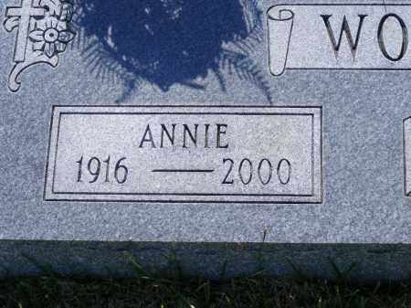 WOOTTON, ANNIE MARIAH - Izard County, Arkansas | ANNIE MARIAH WOOTTON - Arkansas Gravestone Photos