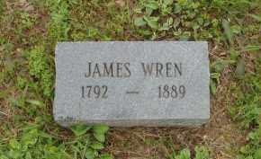 WREN, JAMES - Izard County, Arkansas | JAMES WREN - Arkansas Gravestone Photos