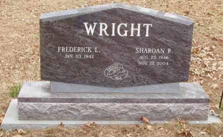 WRIGHT, SHAROAN R - Izard County, Arkansas | SHAROAN R WRIGHT - Arkansas Gravestone Photos