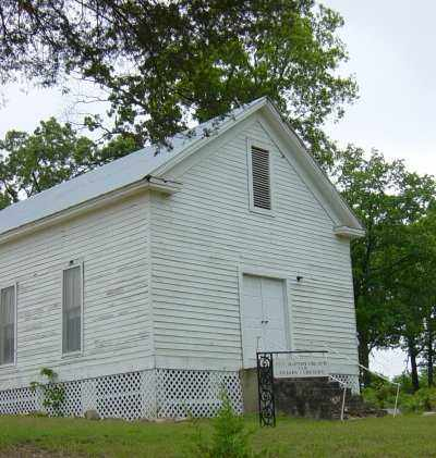 *OLD BAPTIST CHURCH,  - Izard County, Arkansas |  *OLD BAPTIST CHURCH - Arkansas Gravestone Photos