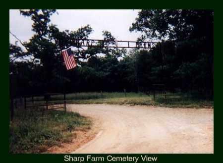 *ENTRANCE,  - Izard County, Arkansas |  *ENTRANCE - Arkansas Gravestone Photos