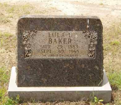 LENEHAN BAKER, LULA ALICE - Izard County, Arkansas | LULA ALICE LENEHAN BAKER - Arkansas Gravestone Photos