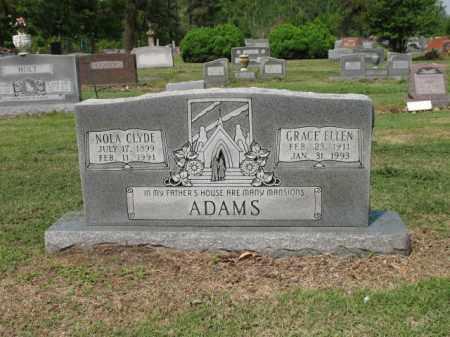 ADAMS, GRACE ELLEN - Jackson County, Arkansas | GRACE ELLEN ADAMS - Arkansas Gravestone Photos