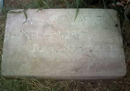 BARKER, JANEY SUE - Jackson County, Arkansas   JANEY SUE BARKER - Arkansas Gravestone Photos