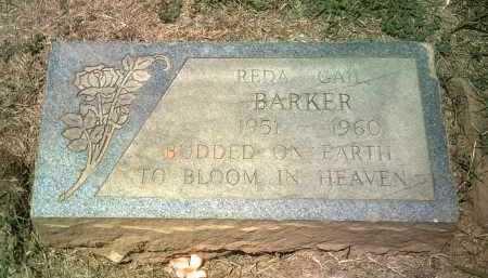 BARKER, REDA GAIL - Jackson County, Arkansas | REDA GAIL BARKER - Arkansas Gravestone Photos