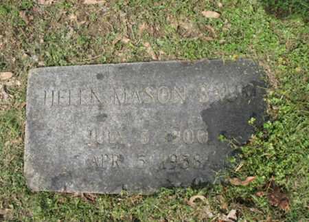 MASON BAUM, HELEN - Jackson County, Arkansas | HELEN MASON BAUM - Arkansas Gravestone Photos