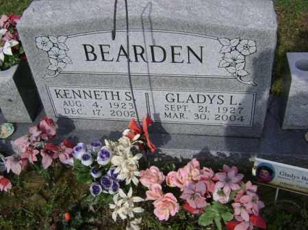 BEARDEN, KENNETH S - Jackson County, Arkansas | KENNETH S BEARDEN - Arkansas Gravestone Photos