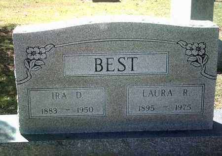 BEST, LAURA R - Jackson County, Arkansas | LAURA R BEST - Arkansas Gravestone Photos