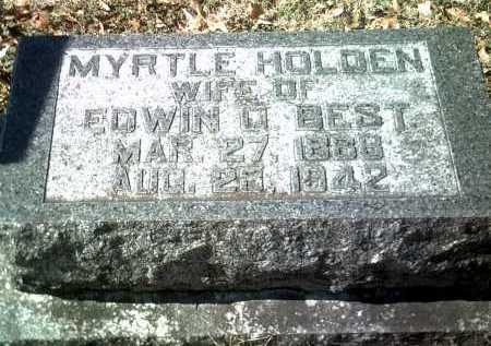 BEST, MYRTLE - Jackson County, Arkansas | MYRTLE BEST - Arkansas Gravestone Photos