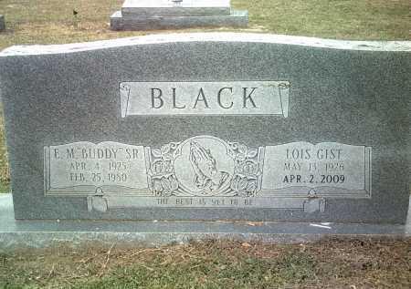 "BLACK, SR, EARL M ""BUDDY"" - Jackson County, Arkansas   EARL M ""BUDDY"" BLACK, SR - Arkansas Gravestone Photos"