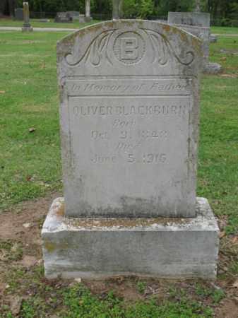 BLACKBURN, OLIVER - Jackson County, Arkansas | OLIVER BLACKBURN - Arkansas Gravestone Photos