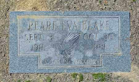 BLAKE, PEARL EVA - Jackson County, Arkansas | PEARL EVA BLAKE - Arkansas Gravestone Photos