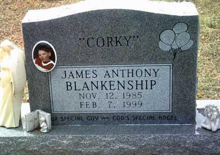 "BLANKENSHIP, JAMES ANTHONY ""CORKY"" - Jackson County, Arkansas   JAMES ANTHONY ""CORKY"" BLANKENSHIP - Arkansas Gravestone Photos"
