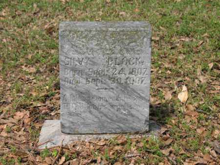 BLOCK, SILVY - Jackson County, Arkansas | SILVY BLOCK - Arkansas Gravestone Photos
