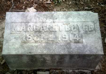 BOYCE, MARGARET - Jackson County, Arkansas   MARGARET BOYCE - Arkansas Gravestone Photos