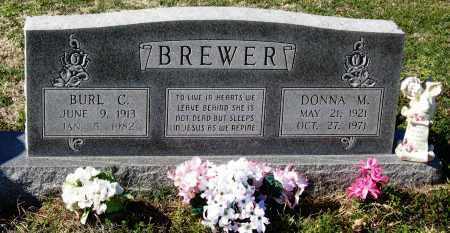 BREWER, DONNA MAE - Jackson County, Arkansas | DONNA MAE BREWER - Arkansas Gravestone Photos