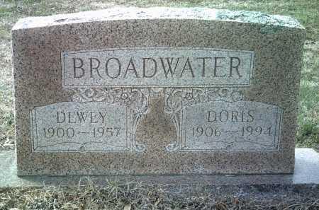 BROADWATER, DEWEY - Jackson County, Arkansas | DEWEY BROADWATER - Arkansas Gravestone Photos