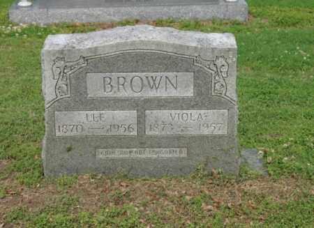 BROWN, VIOLA - Jackson County, Arkansas | VIOLA BROWN - Arkansas Gravestone Photos