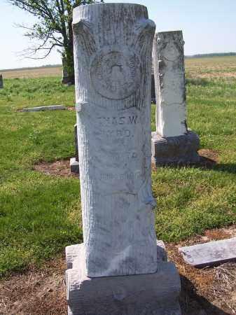 BYRD, CHARLES W - Jackson County, Arkansas   CHARLES W BYRD - Arkansas Gravestone Photos